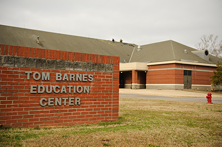 Picture of Tom Barnes Education Center