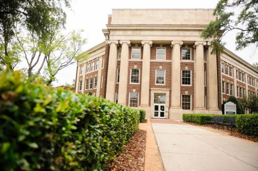 Picture of Bibb Graves Hall
