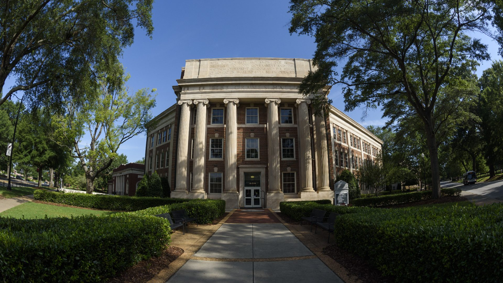 Picture of Graves Hall