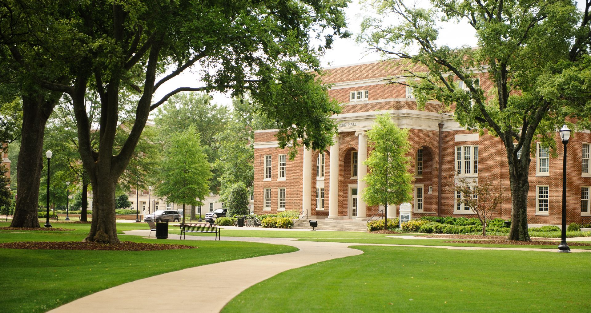 Picture of Moore Hall